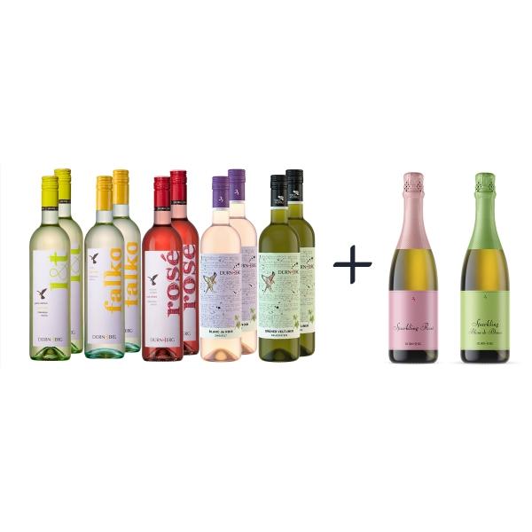 Sommerpaket + Gratis 2 Flaschen Sparkling